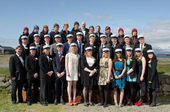 Brautskráðir 2012