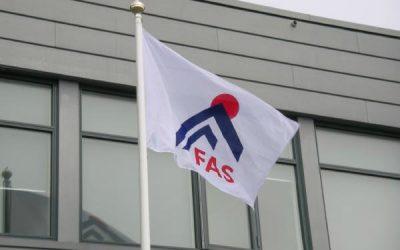 Skrifstofa FAS er lokuð 5. – 9. júní