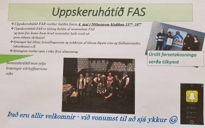 Uppskeruhátíð FAS