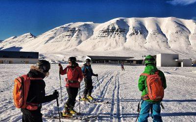 Fjallaskíðaferð 1